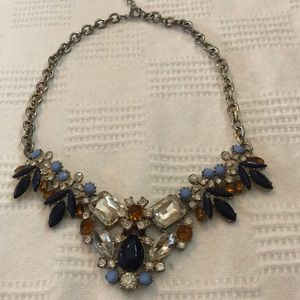 Sparkly chunky necklace